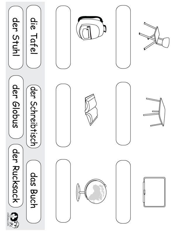 17 best images about german worksheets on pinterest. Black Bedroom Furniture Sets. Home Design Ideas