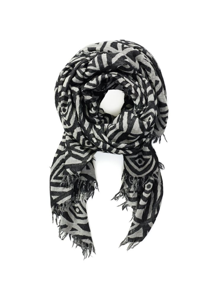 WILFRED COQUETTE SCARF - Perfectly oversized to double as a scarf or a wrap #ARITZIACLEANSLATE