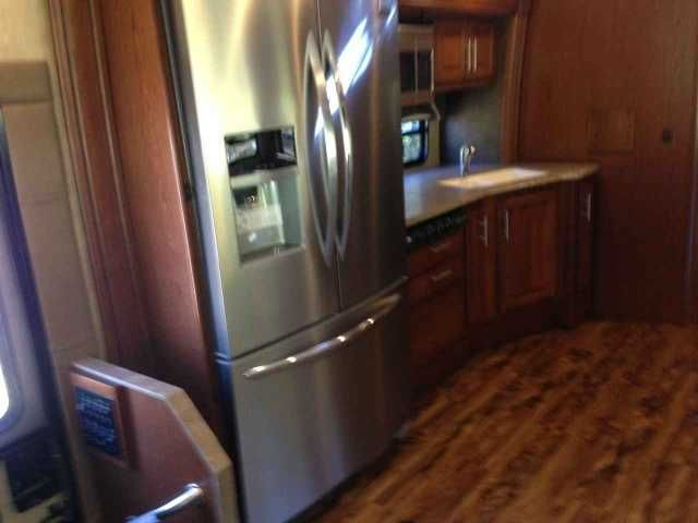 2015 Used Dynamax Corp Dx3 Class C in New Jersey NJ.Recreational Vehicle, rv, 2015 Dynamax Corp Dx3 , Model 36FKS: Excellent/brand new condition; custom dove-tailed cabinet draws installed with heavy duty slides and new heavy duty pantry installed by cabinet maker; cherry cabinets; RV king bed; stackable washer/dryer; residential refrigerator; Bilstein shocks; 6 speed Allison 3200 TRV trans; full undercoating; recessed 3-burner gas stove never used; 8000 KW ONAN diesel generator; locking…