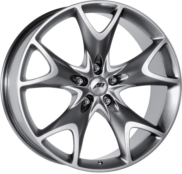 AEZ - Phoenix Premium Silver (ideal for SUV/winter)| Alloy Wheel