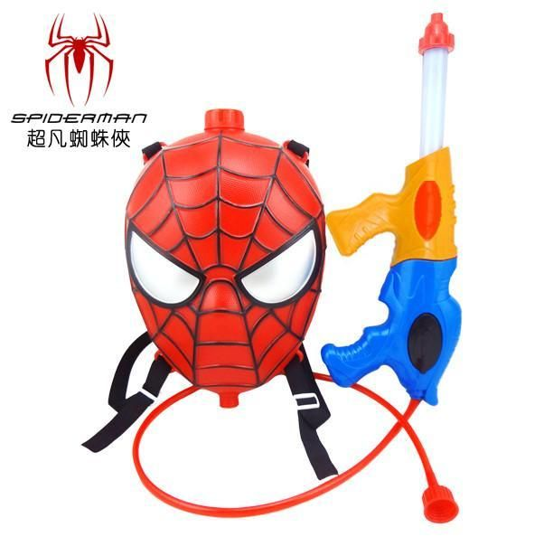 Spiderman Backpack Water Squirt Toy
