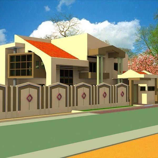 Architecture a Dakar Villa Design Plan Dakar senegal Projets à - site de construction de maison virtuel gratuit