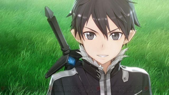 Kirito - Sword Art Online: Lost Song