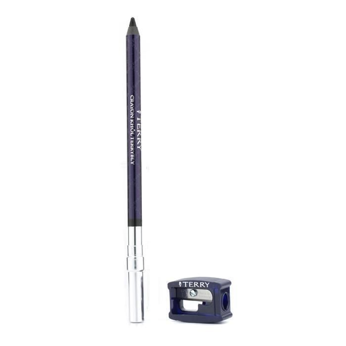 Crayon Khol Terrybly Color Eye Pencil (Waterproof Formula) - # 1 Black Print - 1.2g-0.04oz