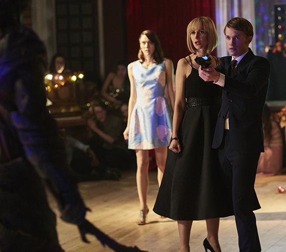 Doctor Who: Class Spin-Off Episode Stills Released