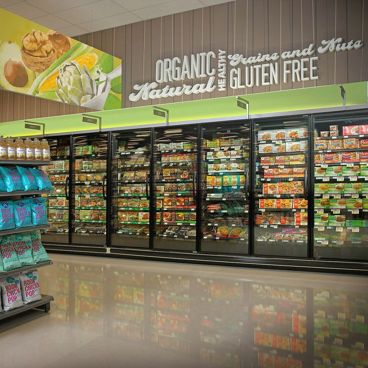 Supermarket interior layout images for Mini market interior design ideas