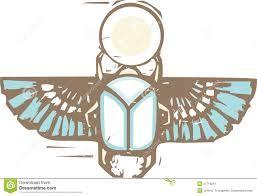 sun egytptian scarab - Google Search
