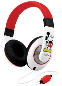 eKids Mickey Mouse Over-the-Ear Headphones, by iHome #MickeyMouse