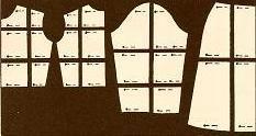 patroon vergroten Patroonveranderen Is het patroon te klein dan knip je het uit elkaar  Hoever de patroondelen uit el- kaar komen te liggen hangt ervan af hoeveel langer of breder het patroon moet worden Bevestig alle patroondelen met plakband op het patroonpapier en knip het patroon dan uit
