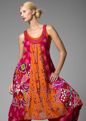 Ein Kleid von Gudrun Sjöden - ich habs schon, aber von sowas kann man nie genug haben. :)