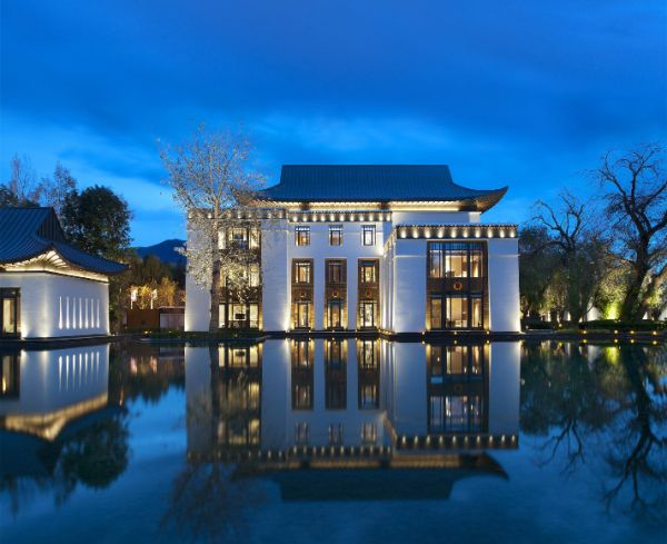 China   Lhasa – Starwood Hotel St Regis
