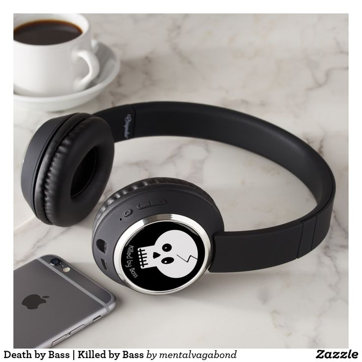 Death by Bass | Killed by Bass Headphones