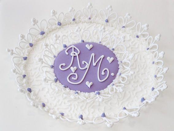 Royal icing extension. Made by Manenas. Tarta de glasé real. Trabajo de extensiones al aire. La hemos realizado en Manenas.
