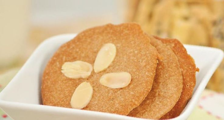 Resep Almond Crispy Capuccino