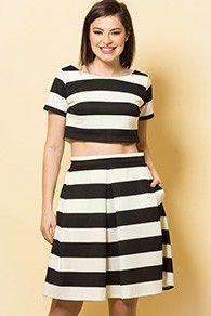 Compleu vara Stripes