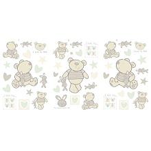 Bruin - I Love my Bear - Pegatinas Decorativas 7,99€