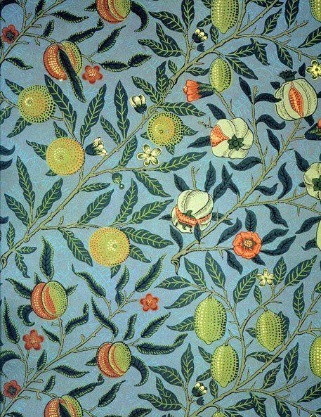 William Morris - Pomegranate