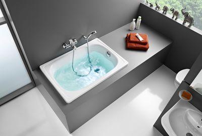 Best 25 baignoire roca ideas on pinterest salle de bain avec petite douche - Capacite d une baignoire ...