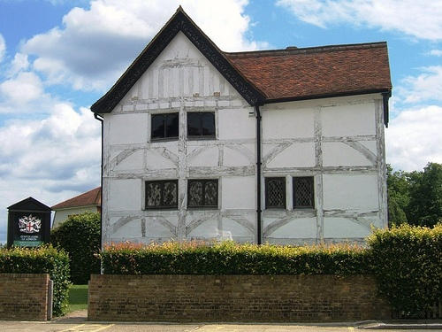 Queen Elizabeth's Hunting Lodge, Chingford, London, England