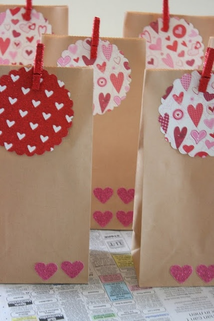 Instructions for a Valentine's Day Scavenger Hunt