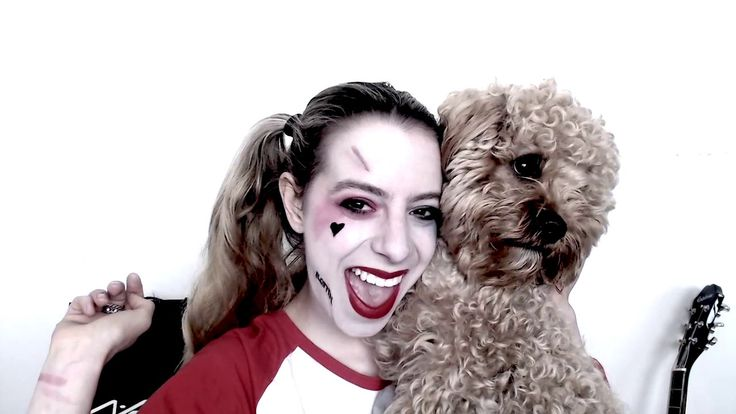 Another HARLEY QUINN MAKEUP TUTORIAL // Suicide Squad // Issy Condello