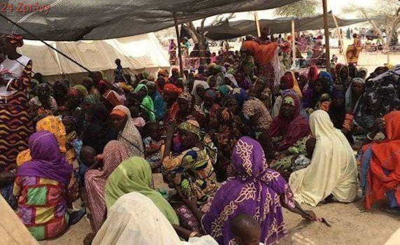 Nigerijská armáda omylem zabila 236 uprchlíků, nikoliv 90