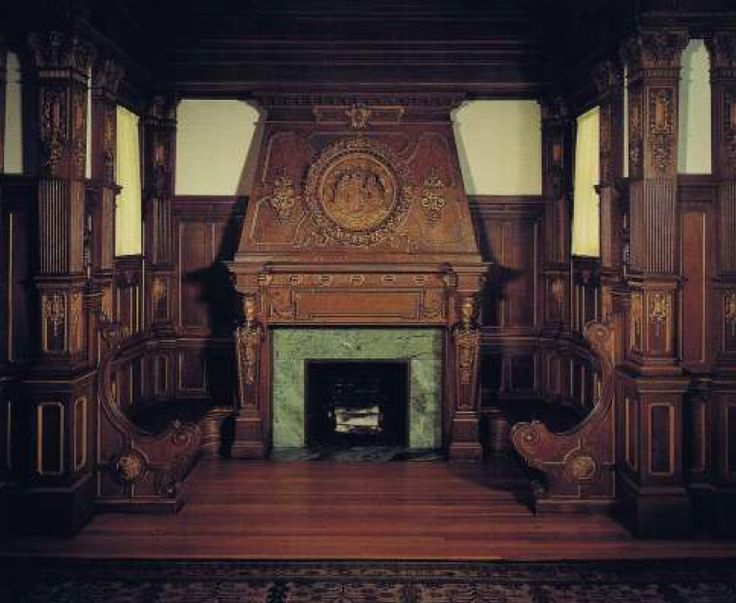 History Of Inglenooks The Inglenook And The Fireplace Are