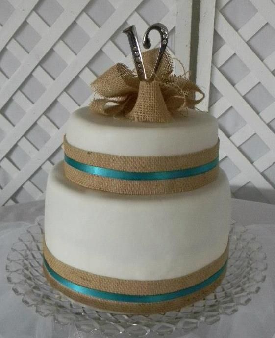 hessian ribbon for wedding cake 269 best images about cakes formal on more 15211