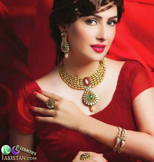 Ayeza Khan Spicy Red Photoshoot 2014 - Pakistan Celebrities | Fashion | Wedding | Parties | Events | Beauty Tips | Scandals