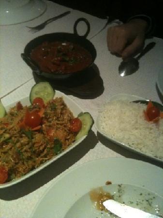 Restaurante Calcuta - Great Indian food in Lisbon.