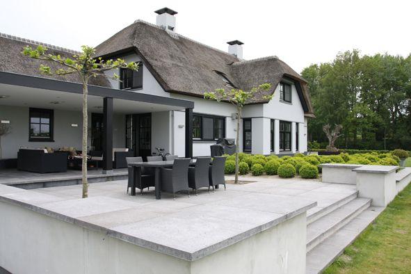 Volledig onderkelderd landhuis met dubbele garage - Projecten - Bouwbedrijf Habe