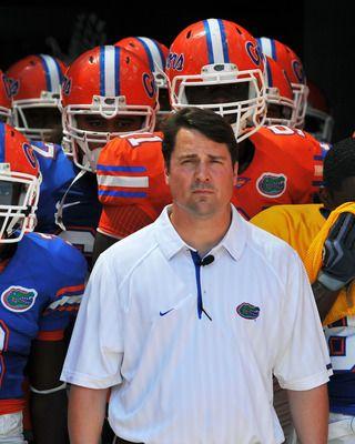 Coach  Will Muschamp Go Gators!