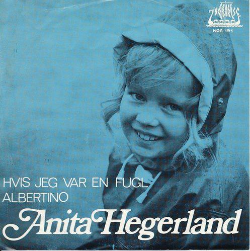 Anita Hegerland; 1st Single in Norway, 1969