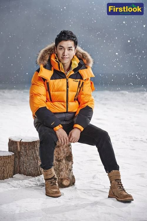 Lee Seung Gi is an outdoor gentleman for 'Firstlook'   allkpop.com