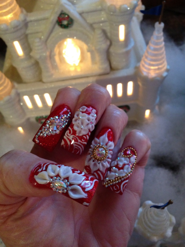 76 best bejeweled nails images on pinterest addiction classic sky nail salon of houston texas by bcarter from nail art gallery prinsesfo Images