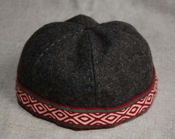 84 best Birka hat images on Pinterest | Viking garb, Middle ages and ...