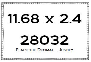 Math Coach's Corner: Multiplying and Dividing Decimals Using Number SenseMath Coach