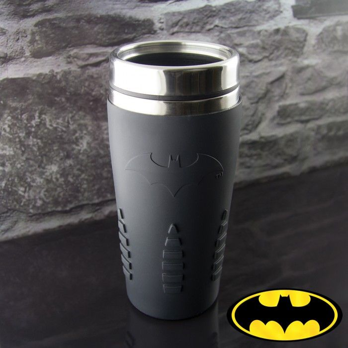 new mug de voyage batman. Black Bedroom Furniture Sets. Home Design Ideas