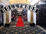 Hollywood Theme Birthday Party