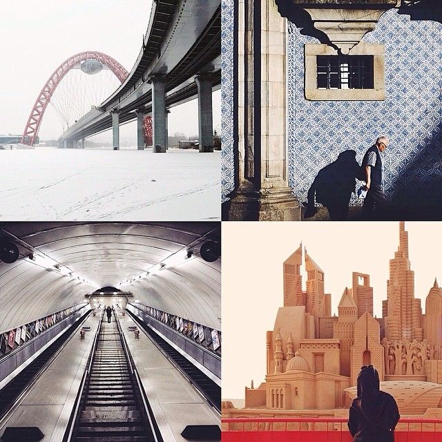 These are our 4 favorite photos from the #seemycity tag this week, taken by:  ↖️Top left @alexzeliko7 - Moscow, Russia  ↗️Top right @alexcoelholima - Guimarães, Portugal ↙️Bottom left @Don Bushell - London, England  ↘️Bottom right @heraldherrera - Dubai, United Arab Emirates   Congrats to you all and thank you for tagging #seemycity! If you want your picture to be featured in this series, tag your city photos with #seemycity on Instagram and don't forget to mention the city!