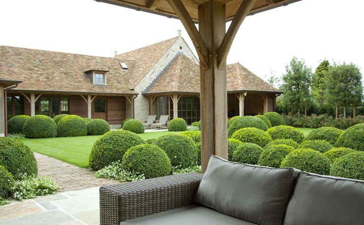 Meer dan 1000 idee n over terras ontwerp op pinterest dakterras klein huisdesign en klein terras - Buitentuin ontwerp ...