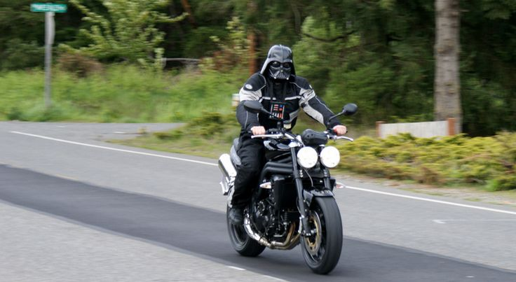 darth vader motorcycle helmet