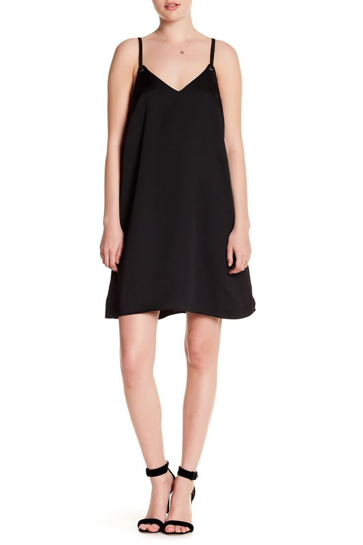 Darkest Hour V-Neck Dress