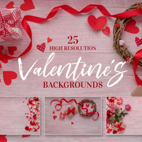 #ValentinesDay love celebration JPG set | #background