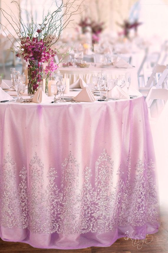 17 Of 2017 S Best Tulle Tablecloth Ideas On Pinterest