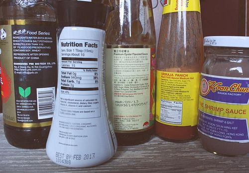 Tolerance Test:  Are Gluten Free Asian Ingredients for you