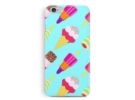 ICE CREAM iPhone 6 Case, LOLLIES iPhone 6 Case, Summer iPhone 6 Case, cute iPhone 6 Case, Girly iPhone 6 Case, womens accessories
