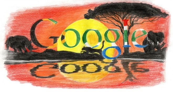 Doodle 4 Google 2014 - South Africa Winner Dec 3, 2014