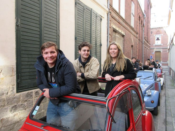 Sixth Form French trip to Lille 2017