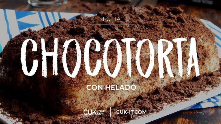 Receta de Chocotorta con Helado - CUKit!